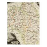 Roads, Towns, Cities Postcard