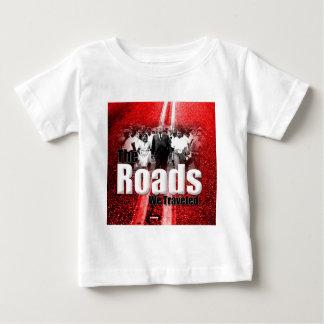 Roads We Traveled - Infant T-Shirt Vertical