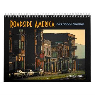 Roadside America 2010 Calendar