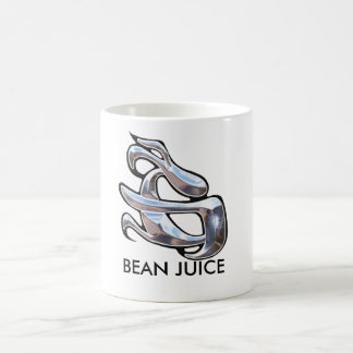 Roadside Chrome G Bean Juice Coffee Mug