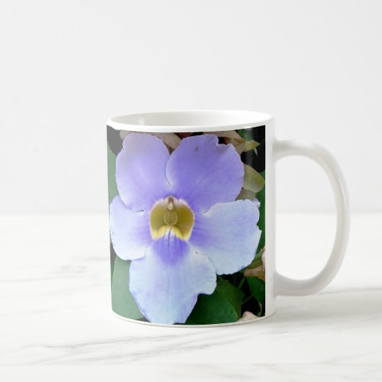 Roadside flower, Placencia, Belize Coffee Mug