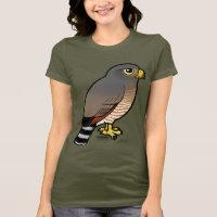 Roadside Hawk Women's Bella Jersey T-Shirt