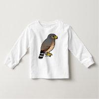 Roadside Hawk Toddler Long Sleeve T-Shirt