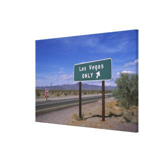 Roadside sign showing direction, California