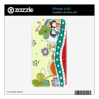 Roadside Decal For The iPhone 4S