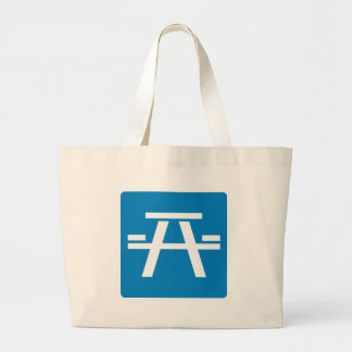 Roadside Table Highway Sign Bags