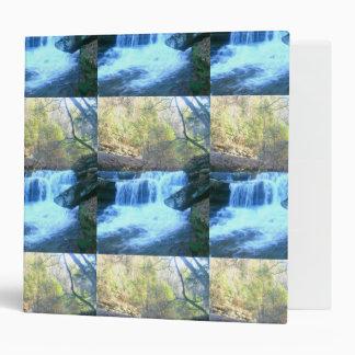 Roadside Waterfall Fayette County Binder
