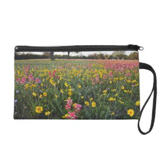 Roadside wildflowers in Texas, spring 3 Wristlet