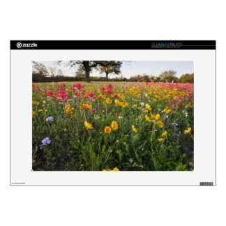 """Roadside wildflowers in Texas, spring Decals For 15"""" Laptops"""