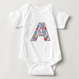 Roadsign Fun A Baby Bodysuit