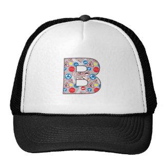 Roadsign Fun B Mesh Hats
