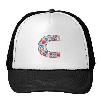 Roadsign Fun C Trucker Hat