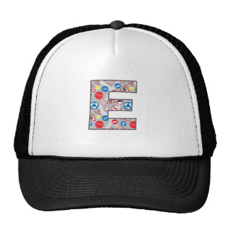 Roadsign Fun E Hat