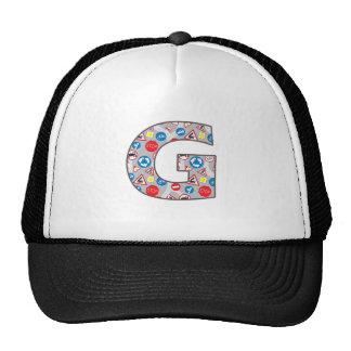 Roadsign Fun G Mesh Hats