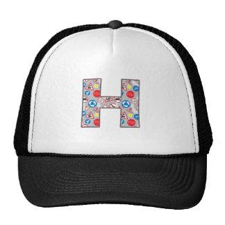 Roadsign Fun H Hat
