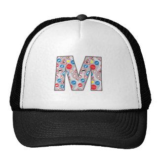 Roadsign Fun M Trucker Hats