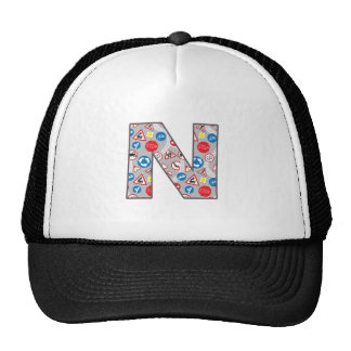 Roadsign Fun N Hat