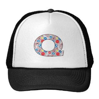 Roadsign Fun Q Mesh Hat