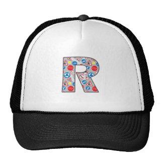 Roadsign Fun R Trucker Hats