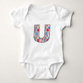 Roadsign Fun U Baby Bodysuit