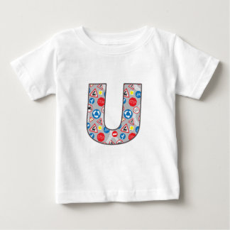 Roadsign Fun U Baby T-Shirt