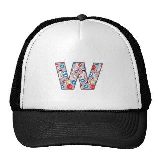 Roadsign Fun W Mesh Hats