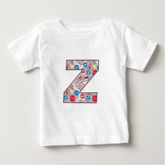 Roadsign Fun Z Baby T-Shirt