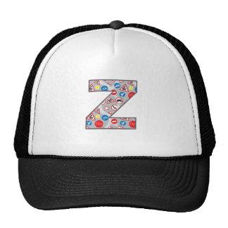 Roadsign Fun Z Trucker Hats