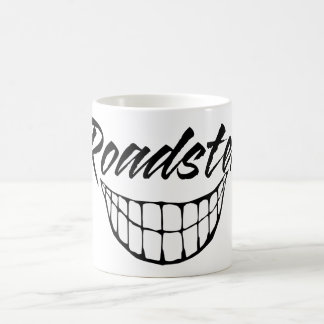 Roadster Grin Coffee Mug