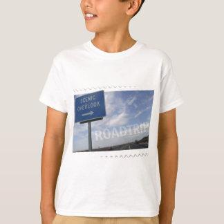 Roadtrip Scenic Overlook T-Shirt