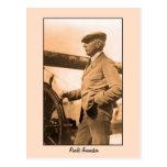 Roald Amundsen photo Postcard