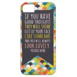 Roald Dahl Quote Phone Case