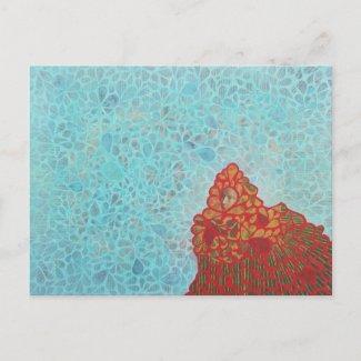 Roam postcard postcard