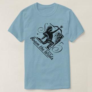 Roam the Wilds Native Style T-Shirt
