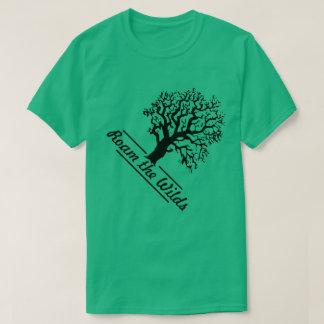 Roam the Wilds Nature T-Shirt