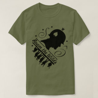 Roam the Wilds Soldier Style T Shirt