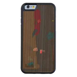 Roaming Carved® Cherry iPhone 6 Bumper Case