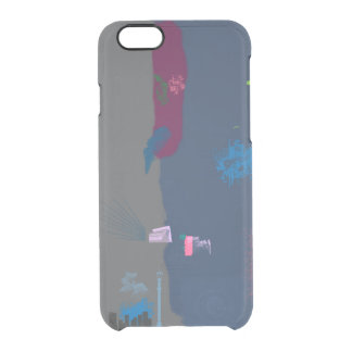 Roaming Clear iPhone 6/6S Case