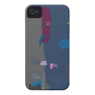 Roaming iPhone 4 Case-Mate Case