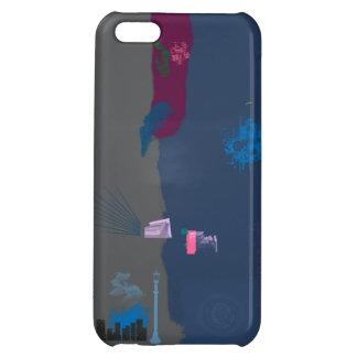 Roaming iPhone 5C Cases