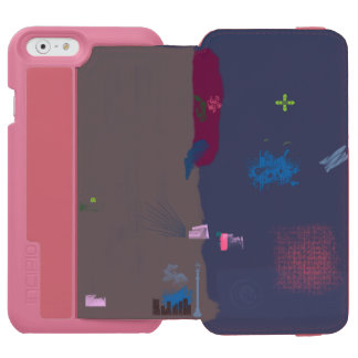 Roaming iPhone 6/6s Wallet Case