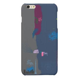Roaming Matte iPhone 6 Plus Case
