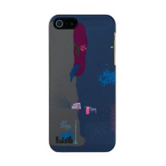 Roaming Metallic iPhone SE/5/5s Case