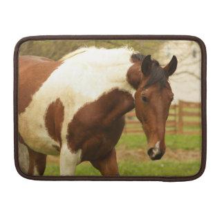 """Roaming Paint Horse 13"""" MacBook Sleeve Sleeves For MacBooks"""