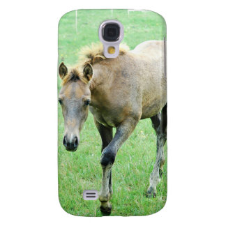 Roaming Roan Horse  iPhone 3G Case Galaxy S4 Cover
