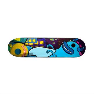 Roaming Social Media Land Skateboard
