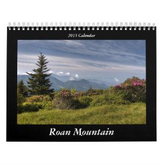Roan Mountain 2013 Calendar