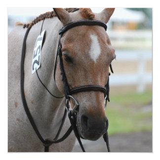 Roan Pony Invitations