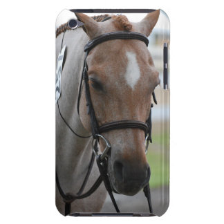 Roan Pony iTouch Case Barely There iPod Case