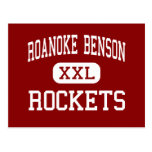 Roanoke Benson - Rockets - joven - Benson Postal